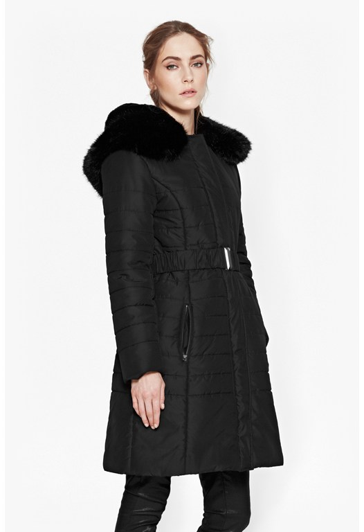 Whistler Long Puffer Coat
