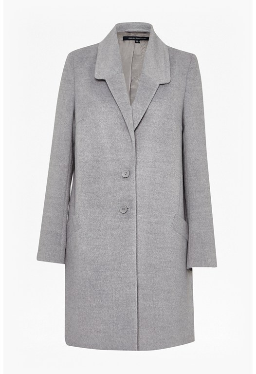 Atomic Long Sleeve Coat