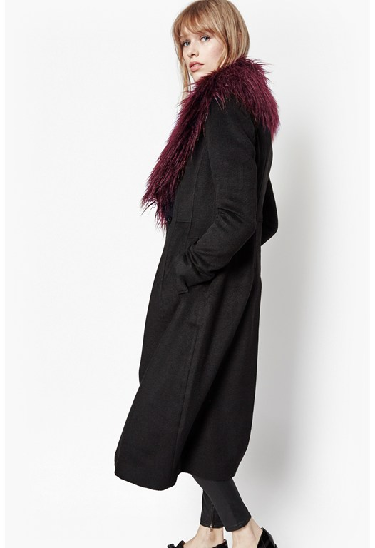 Wonderland Wool Coat