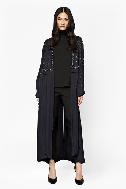 Broadway Lights Duster Coat