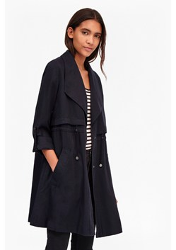 Kruger Tencel Short Trench Coat