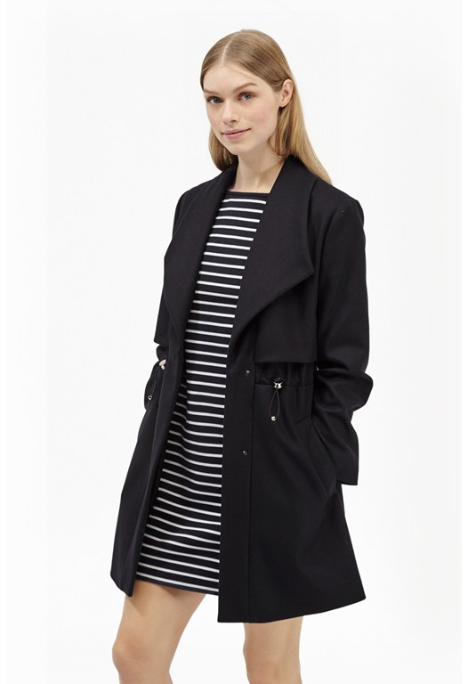 Runaway Short Wool Coat