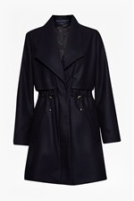 Looks Great With Runaway Short Wool Coat