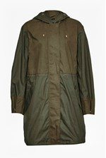 Looks Great With Mili Canvas Summer Parka