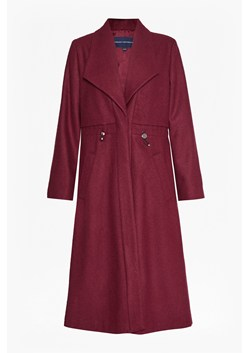 Runaway Wool Long Flared Coat