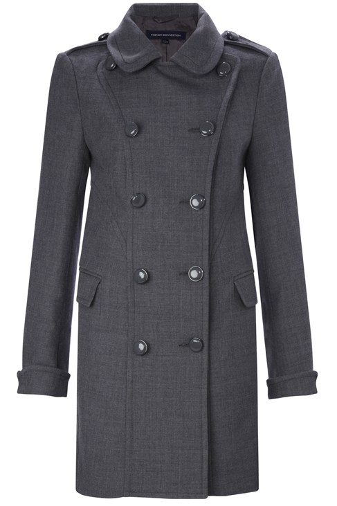 Arlo Wool Double Breasted Coat