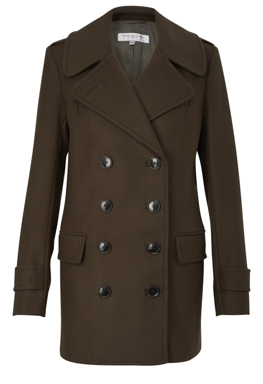 Mission Melton Coat