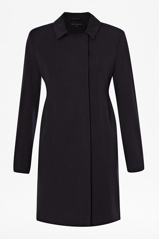 Twin Wool Coat