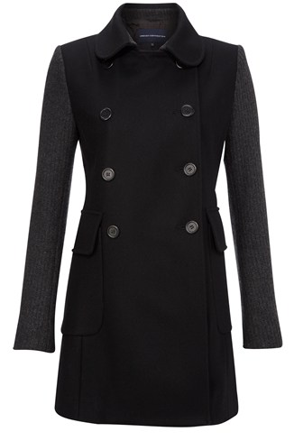 Papit Double Breasted Coat