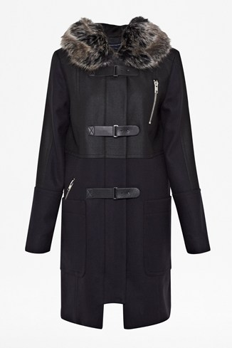 Battersea Wool Duffle Coat