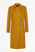 Looks Great With Northern Wool Belted Coat