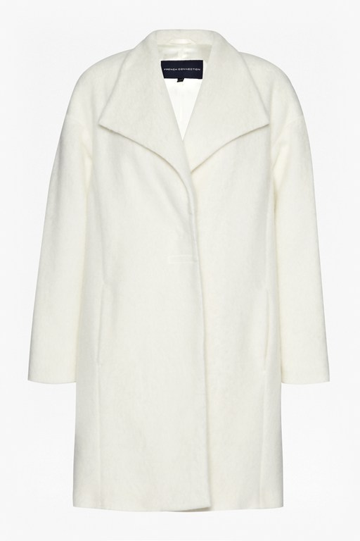 Complete the Look Palace Wool Oversized Coat