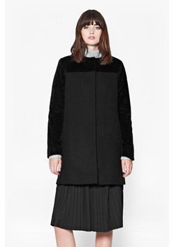 Seal Collarless Coat