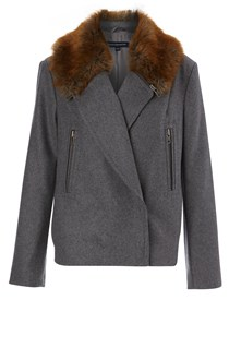Wonderland Faux Fur Coat