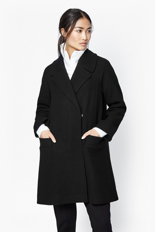 Complete the Look Imperial Wool Coat