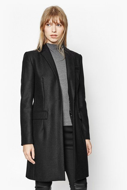 Milo Melton Tailored Coat