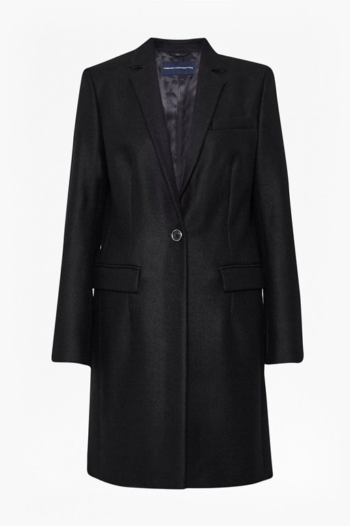 Complete the Look Milo Melton Tailored Coat