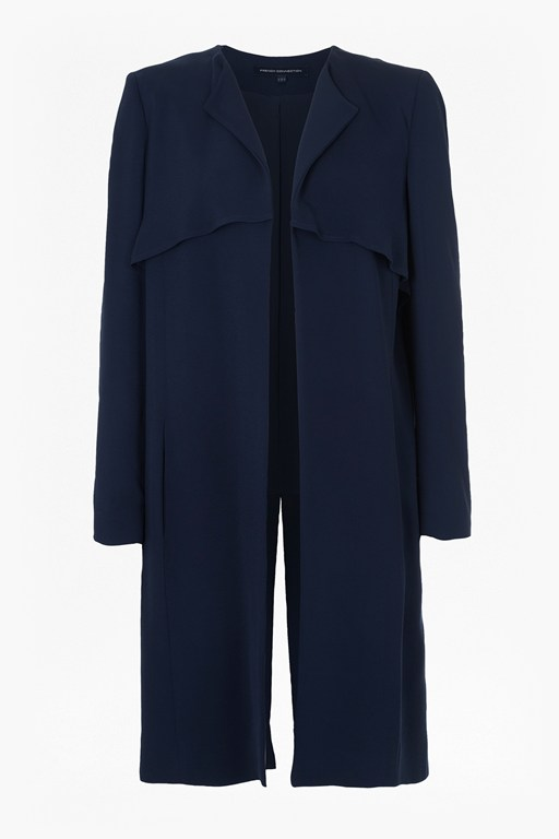Complete the Look Rikki Crepe Duster Coat