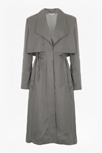 Looks Great With Kruger Tencel Oversized Trench Coat