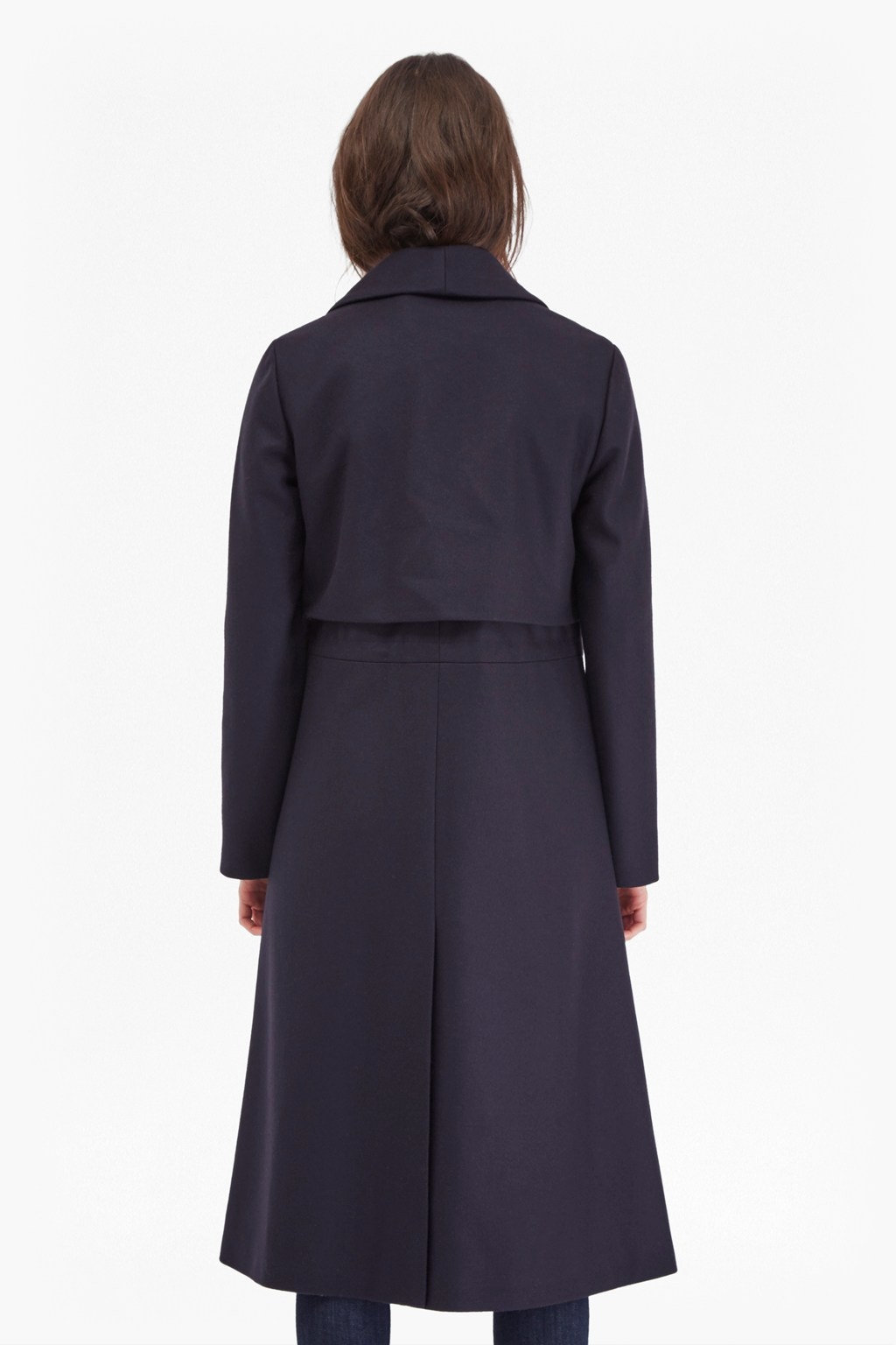 Collection Wool Long Coat Pictures - Reikian