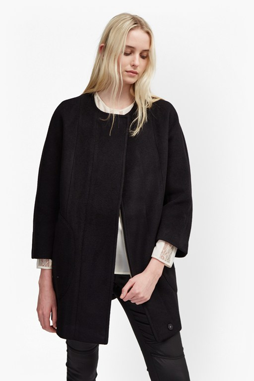 harbour coating cocoon coat