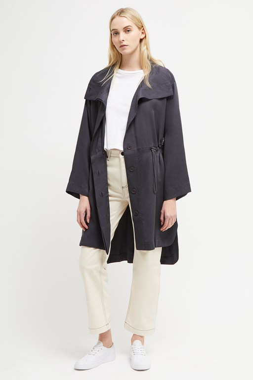 antonia drape coat