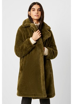 Buona Faux Fur Long Coat