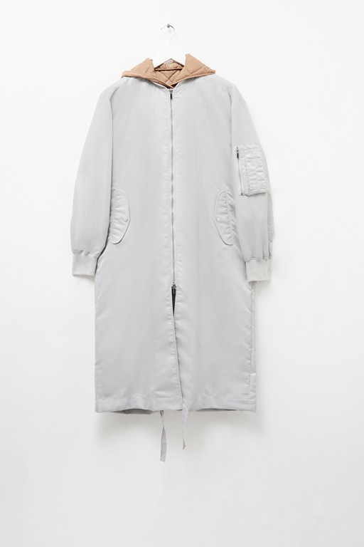 dia nylon 3 way coat