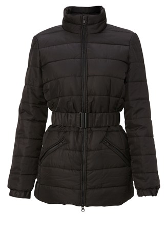 Quilted Dash Coat