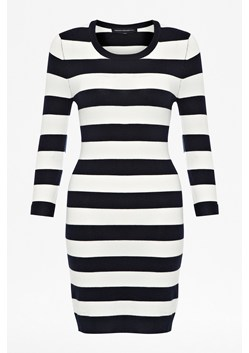 Bambi Knitted Breton Dress