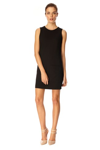 Ava Jersey Shift Dress