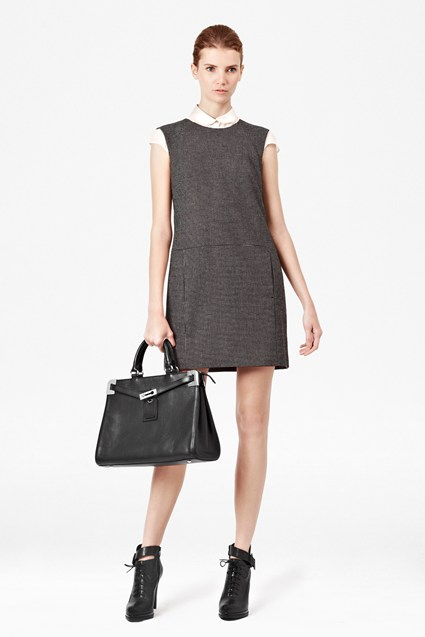 Pop Dot Shift Dress