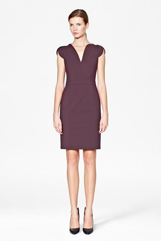 Lola Stretch Classic Dress
