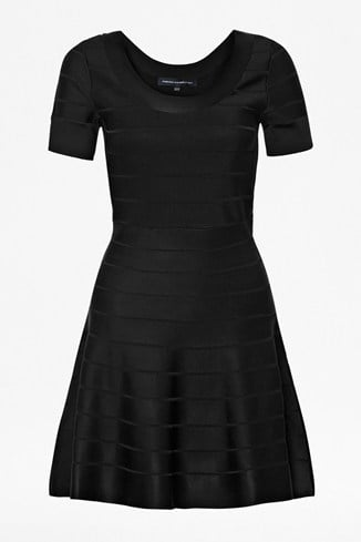 Spotlight Chopin Flared Dress