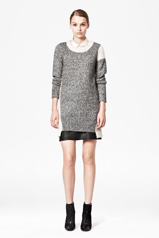 Block Party Jumper Dress
