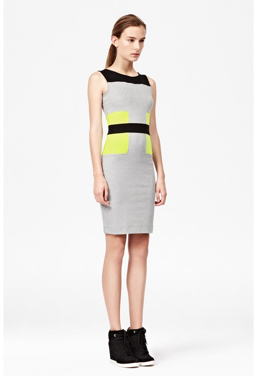 Manhattan Jersey Sleeveless Dress
