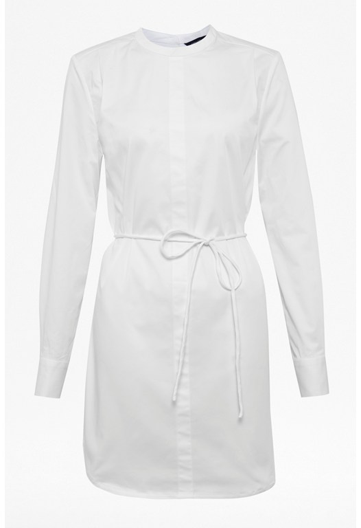 Serena Cotton Shirt Dress