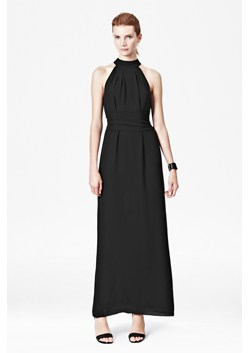 Monica Maxi Halter Neck Dress