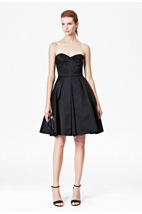 Duchess Divine Strapless Dress