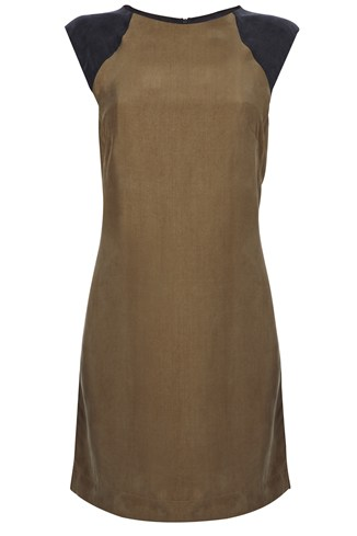 Jet Drape Tunic Dress