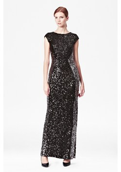 Spectacular Sparkle Maxi Dress
