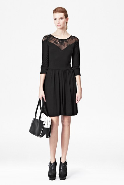 Loraline Lace Dress