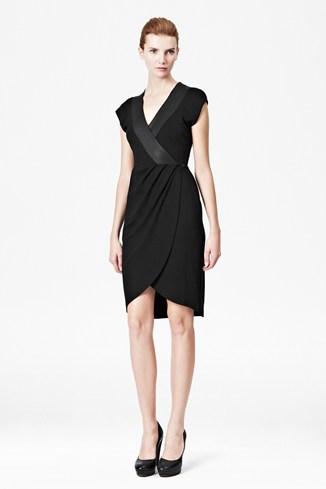 Tabitha Tux Dress