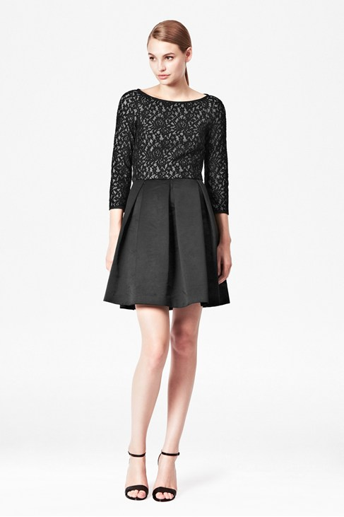 Liana Lace Dress
