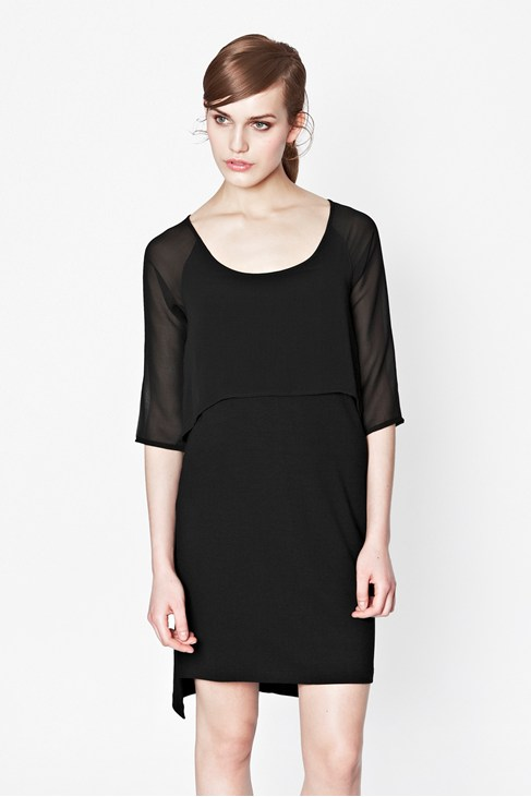 Lou Layered Dress