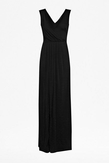 Laguna Drape Maxi Dress