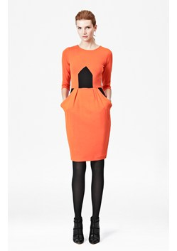 Fast City Block Dress