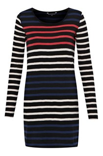 Riley Mixed Stripes Dress