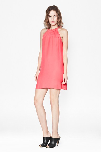 Calla Collette Halter Neck Dress