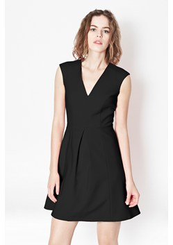 Capri Fit and Flare Dress